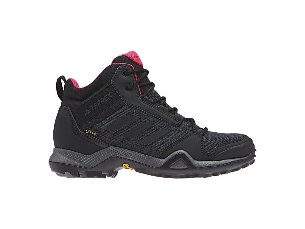 Adidas obuv TERREX AX3 MID GTX black/pink Velikost: 4