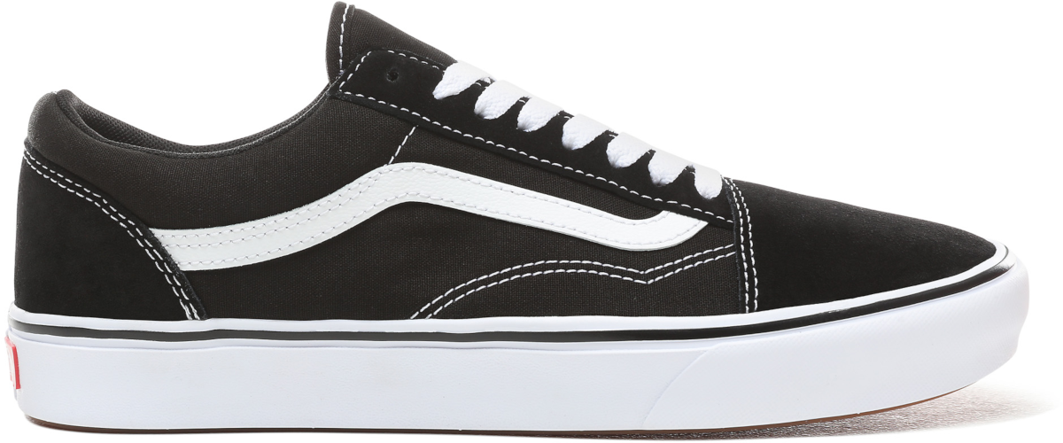 Vans obuv ComfyCush Old Skool (CLASSIC) black/white Velikost: 10