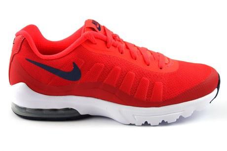 Nike obuv WOMENS AIR MAX INVIGOR PRINT red/blue Velikost: 7