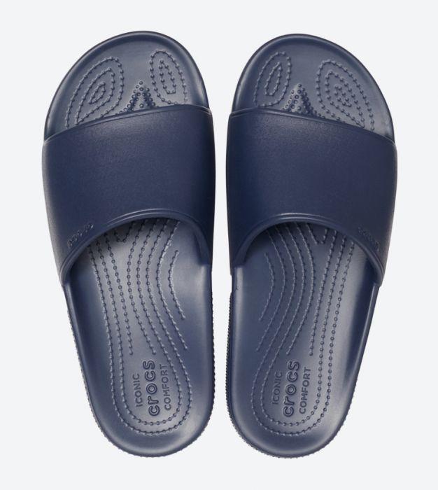 Crocs - šľapky Classic II Slide navy Velikost: 48-49