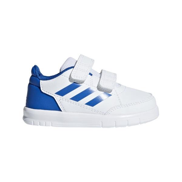 Adidas obuv AltaSport CF I white/blue Velikost: 22
