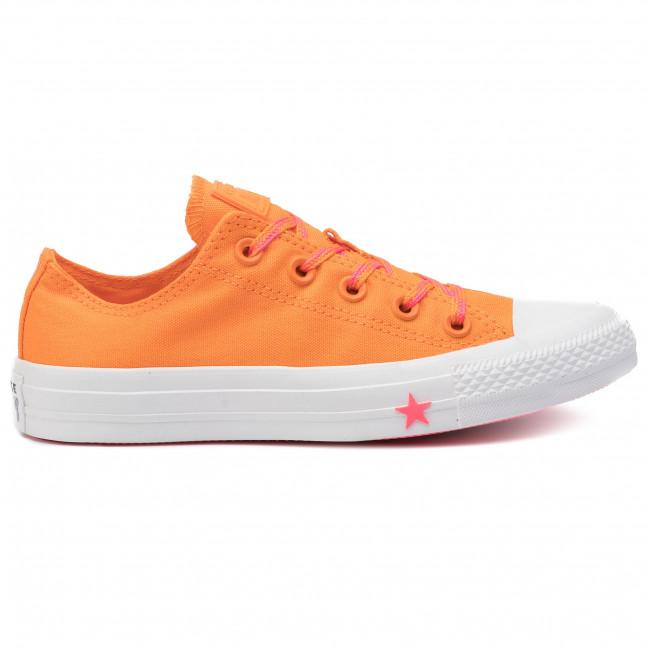 Converse obuv Chuck Taylor All Star orange pink Velikost: 37.5