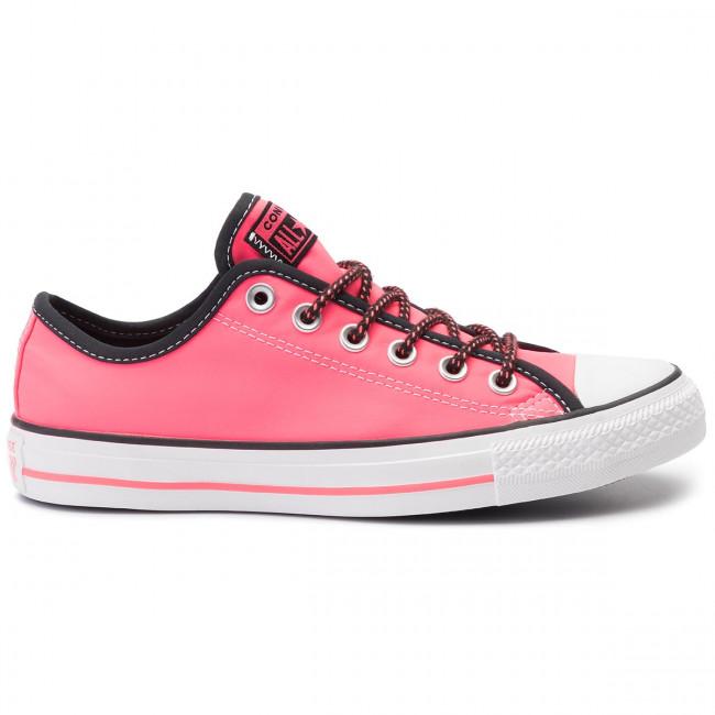 Converse obuv Chuck Taylor All Star pink/black Velikost: 37.5
