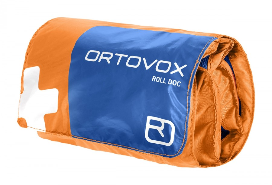 Ortovox First Aid Roll Doc rolovacie lekárnička oranžová Velikost: 200g