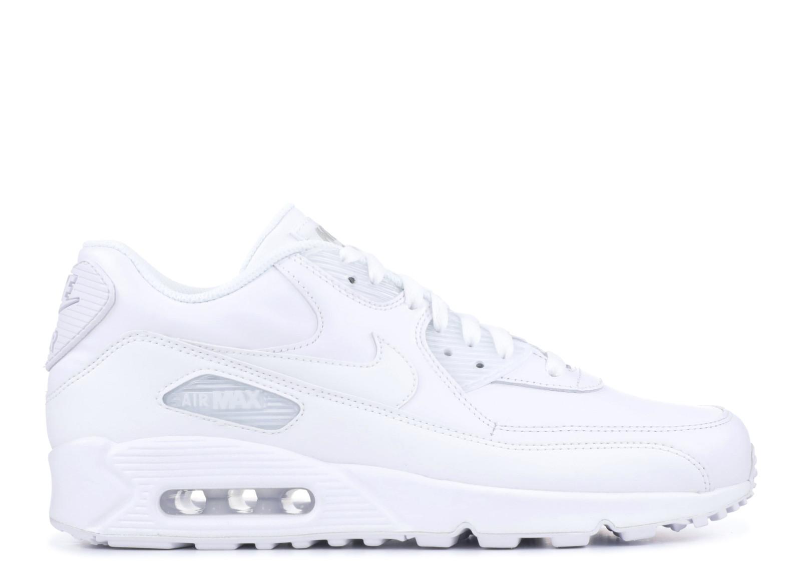 Nike obuv AIR MAX 90 LEATHER white Velikost: 10
