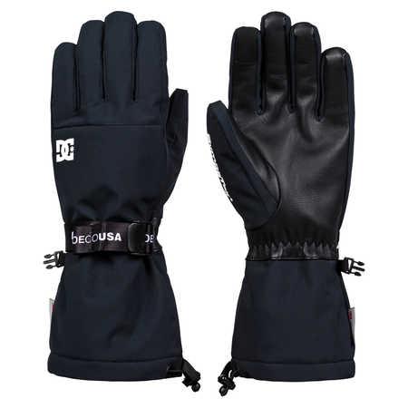 DC - rukavice L LEGION black Velikost: M