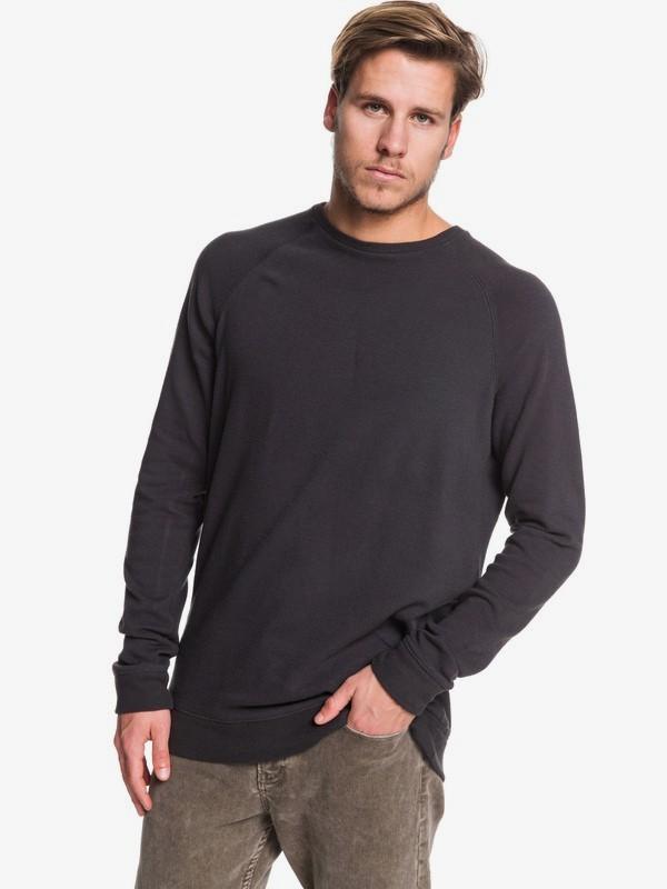 Quiksilver - sveter TOOLANGI SLATE tarmac Velikost: M