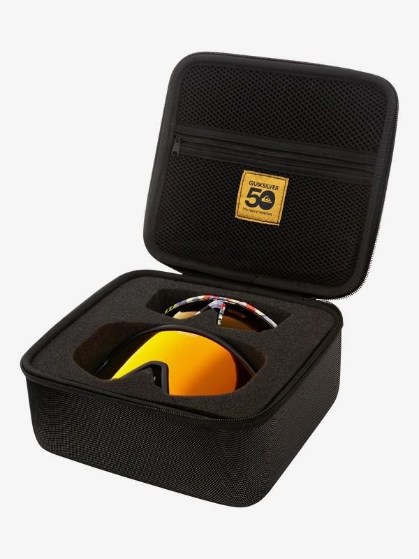 Quiksilver - púzdro na okul. BROWDY 50 EP black warpaint Velikost: UNI