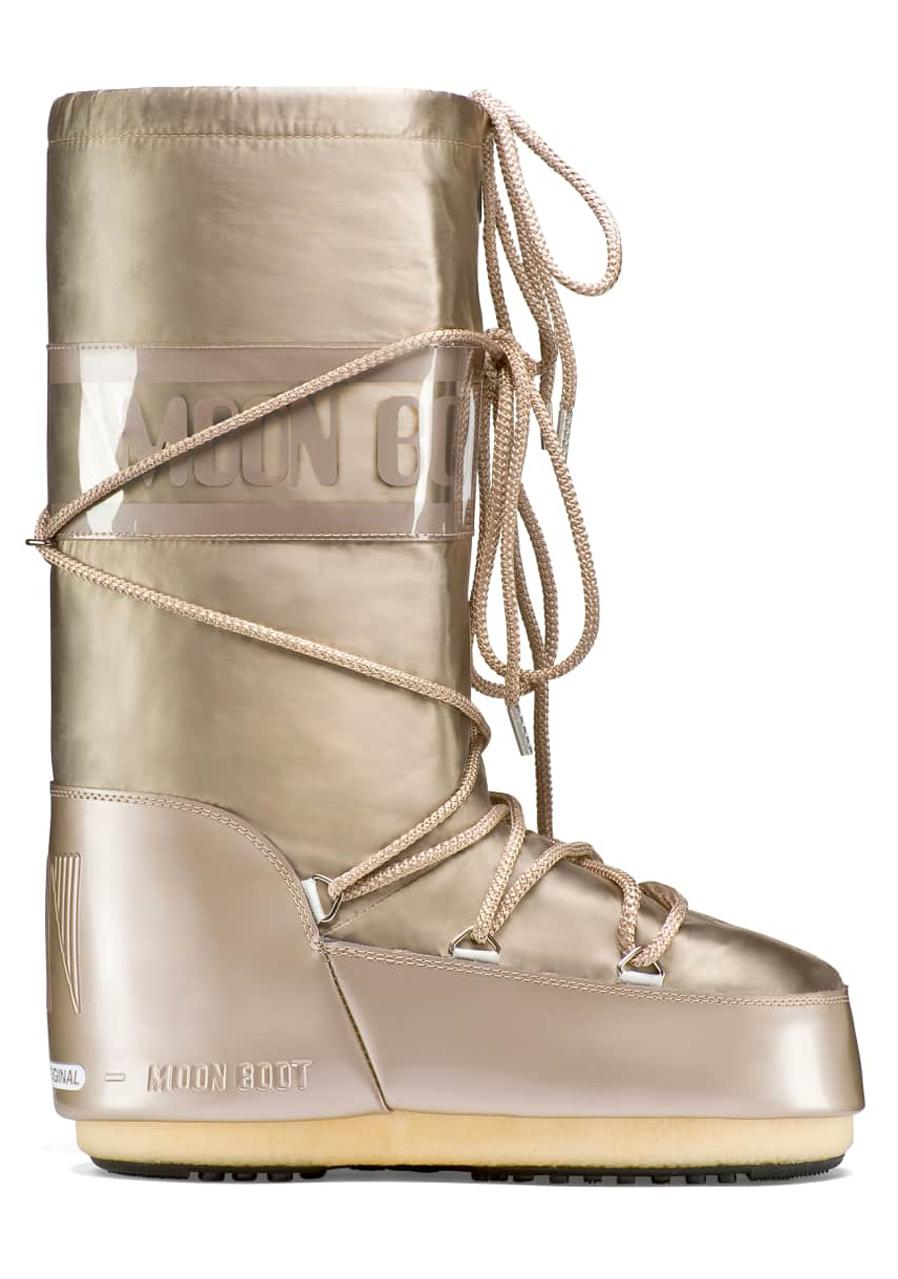 Moon Boot snehule GLANCE platinum Velikost: 39-41
