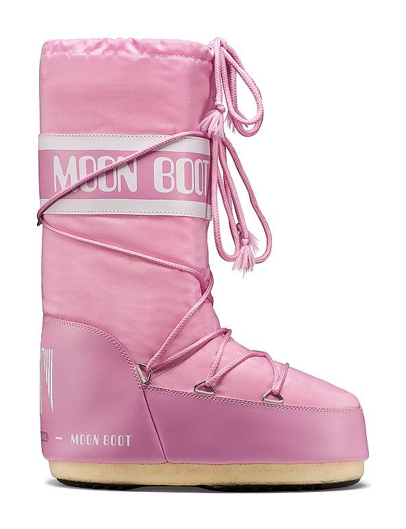 Moon Boot snehule NYLON pink Velikost: 39-41