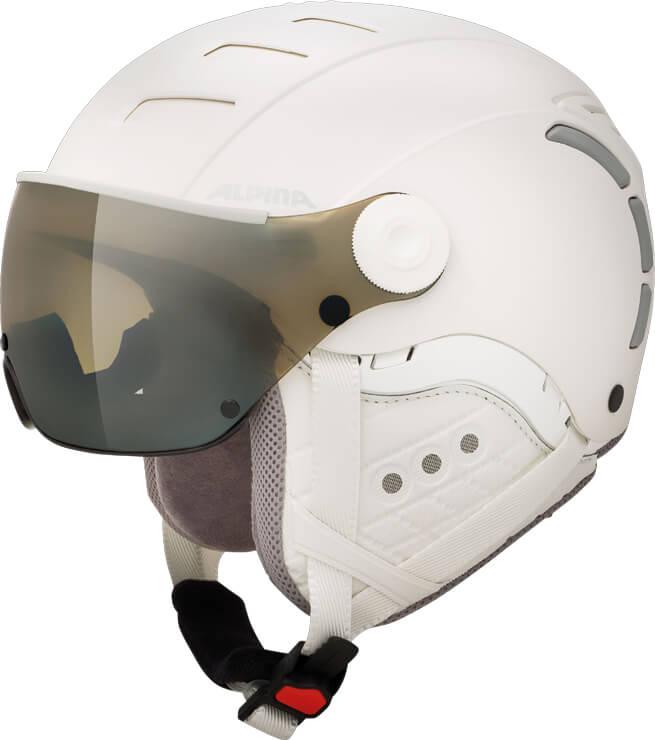 Alpina prilba JUMP 2.0 HM white Velikost: 55-58