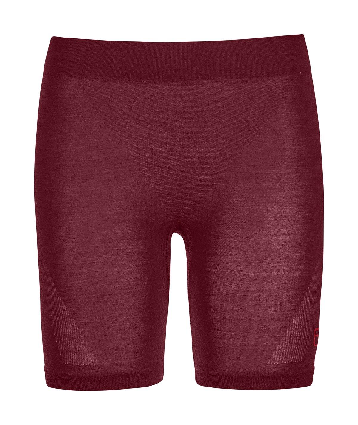 ORTOVOX - šortky W's 120 Competition Light Short Pants dark blood Velikost: XS