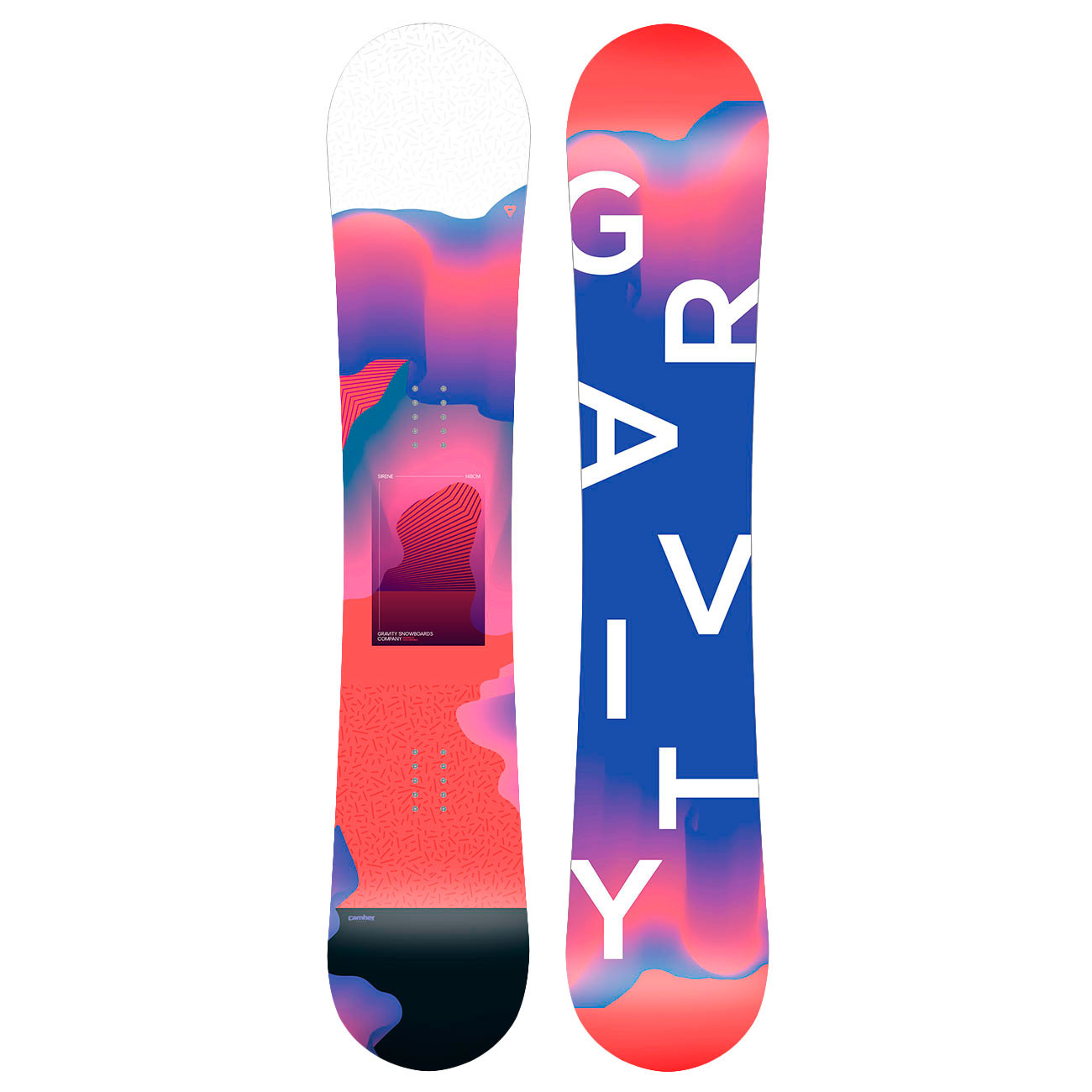 Gravity SIRENE 19/20 blue pink Velikost: 144