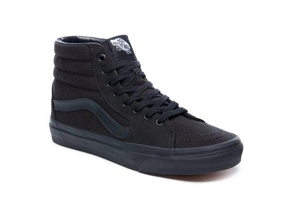 Vans obuv SK8HI black/black Velikost: 11