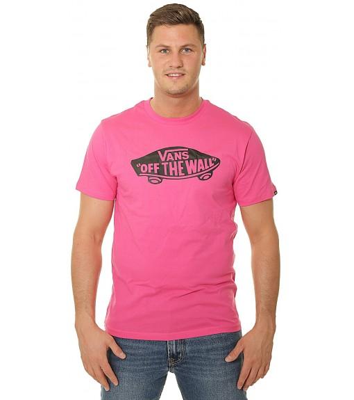 Vans - tričko KR Vans OTW fuchsia Velikost: S