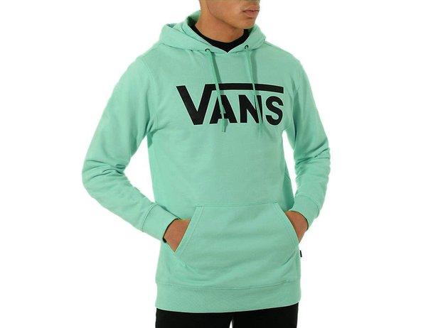 Vans - mikina Vans CLASSIC PO HOODIE light green Velikost: M