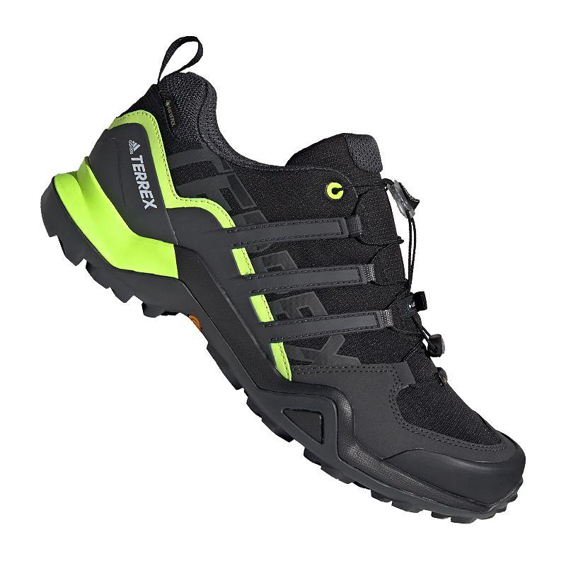 Adidas obuv TERREX SWIFT R2 GTX core black Velikost: 7.5