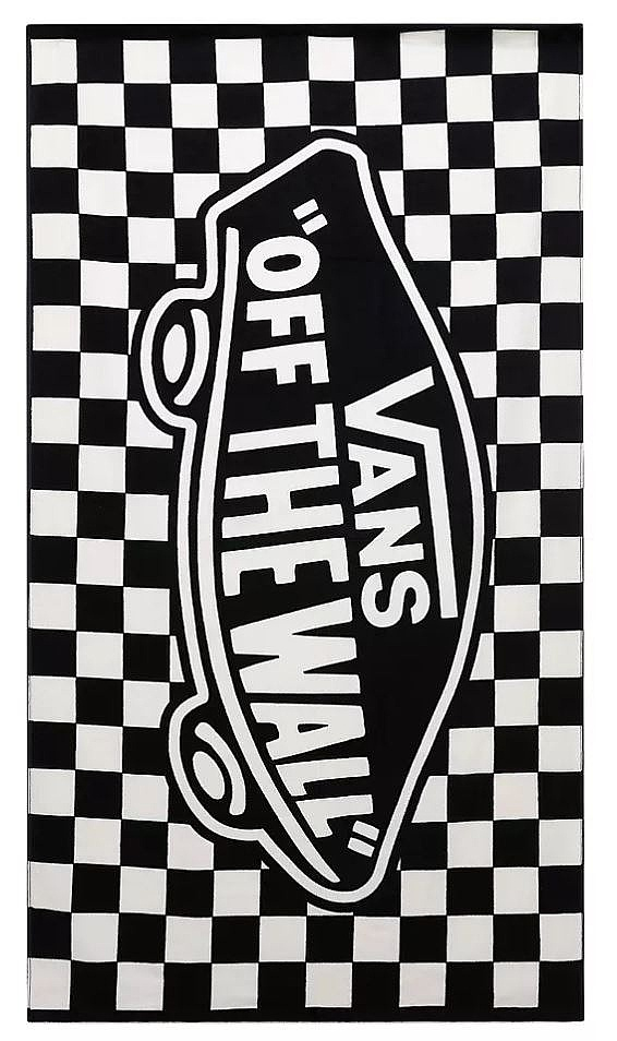 Vans - uterák Vans OTW TOWEL black white Velikost: UNI