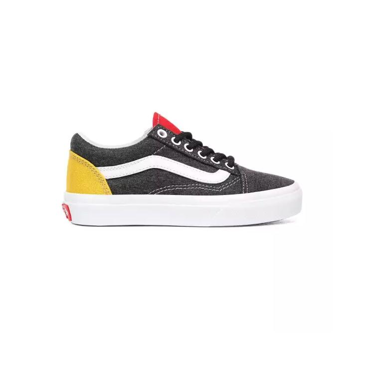 Vans obuv Old Skool (Vans COASTAL) black yellow Velikost: 1
