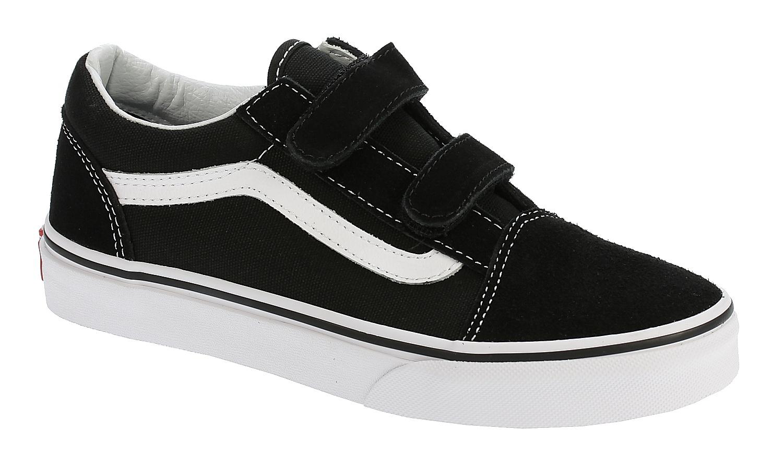 Vans obuv Old Skool V black white Velikost: 1