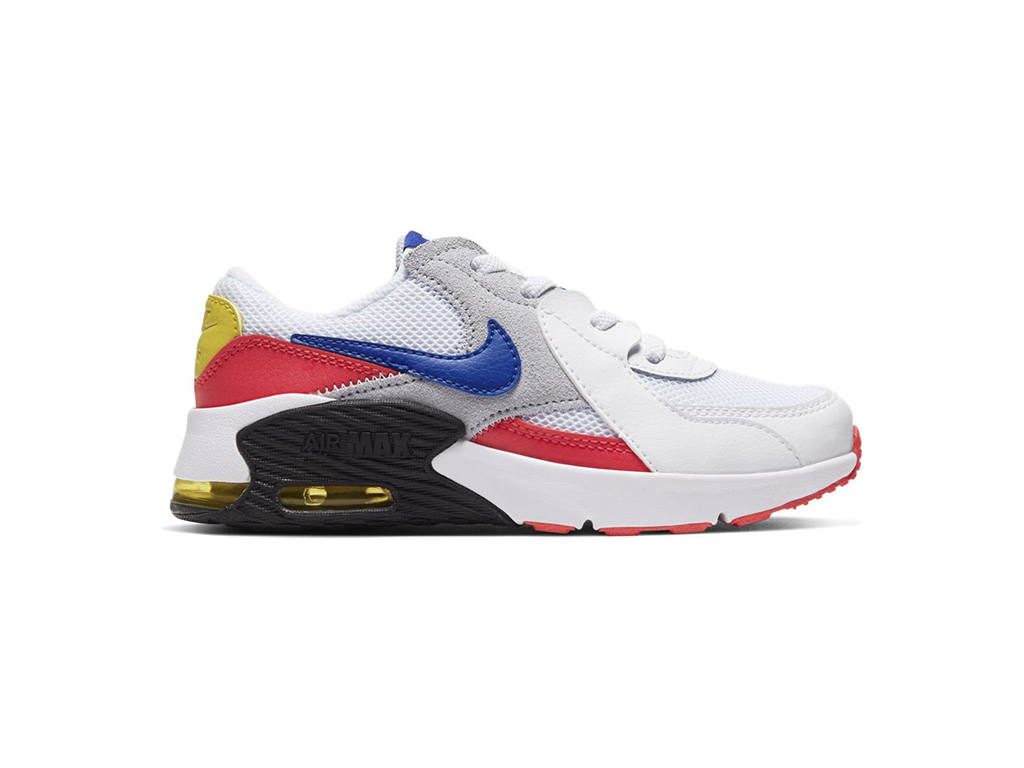 Nike obuv AIR MAX EXCEE LITTLE KIDS white/multicolor Velikost: 1.5Y