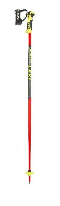 Leki palice Worldcup Lite SL TR-S 15/16 neon red/black Velikost: 110