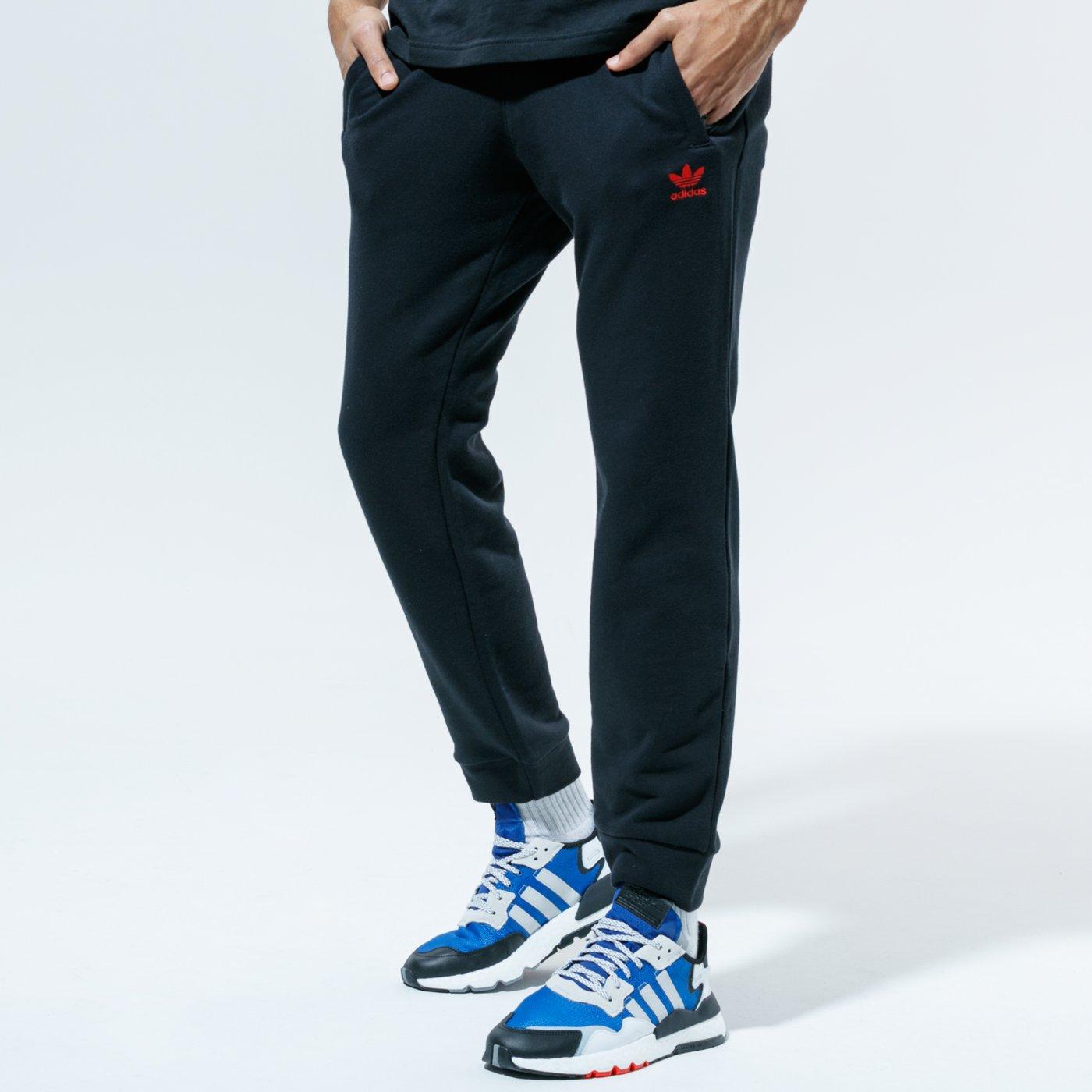 Adidas tepláky Trefoil Pant black Velikost: M