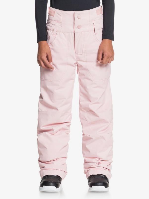 Roxy nohavice OT DiversionG powder pink Velikost: 8