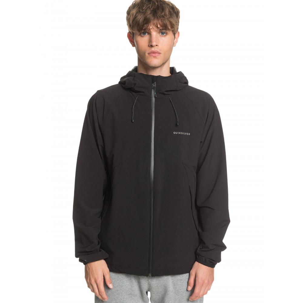 Quiksilver bunda Pr JambiI Jacket black Velikost: L