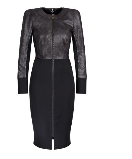 Sportalm šaty Intact black Velikost: 38