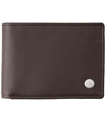 Quiksilver peňaženka Mack 2 chocolate brown Velikost: M