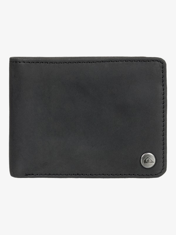 Quiksilver peňaženka Mack 2 black Velikost: M