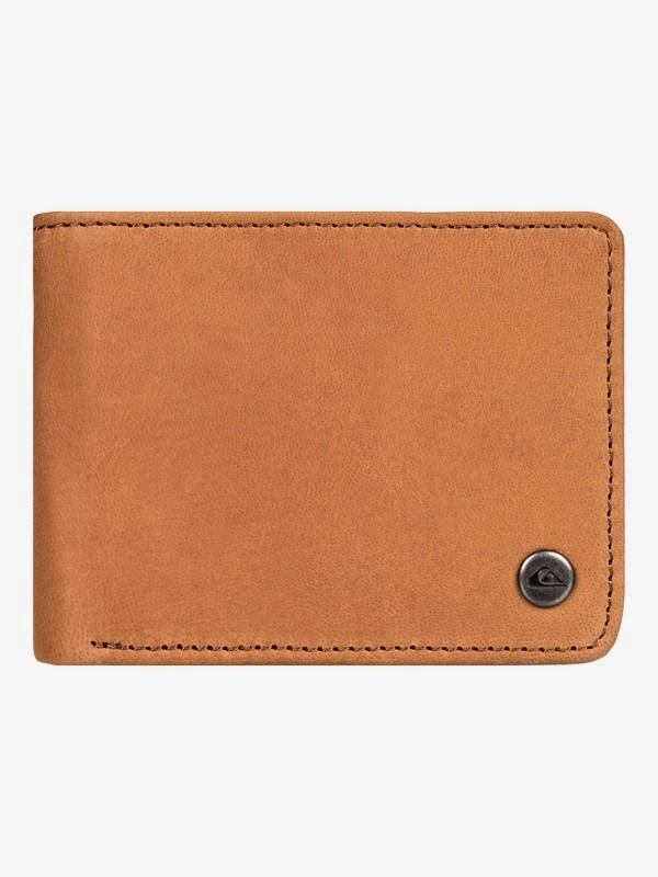 Quiksilver peňaženka Mack 2 natural Velikost: M
