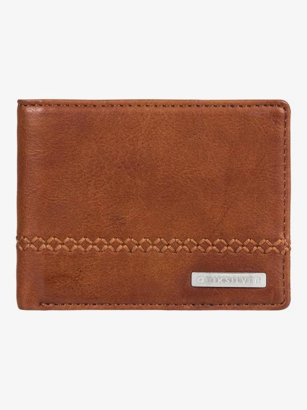Quiksilver peňaženka Stitchy 2 rubber Velikost: M