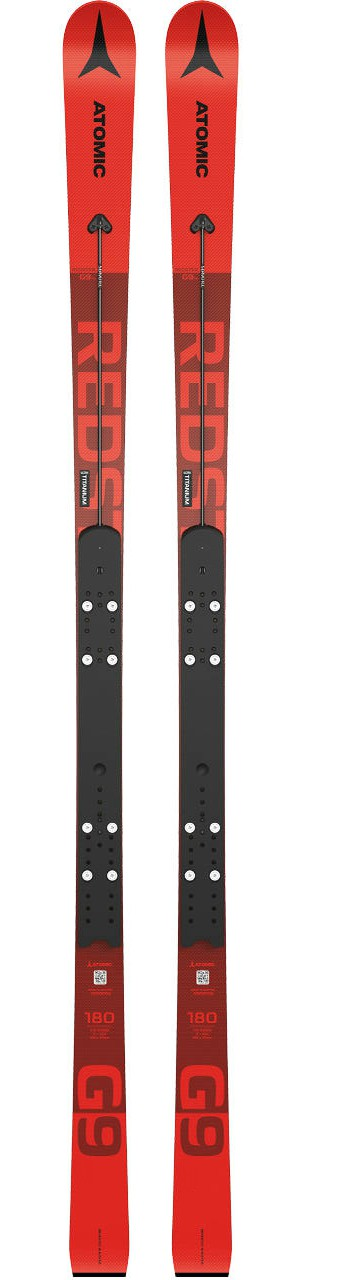 Atomic lyže Redster G9 + X 12 GW red 20/21 Velikost: 165