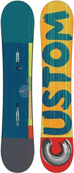 Burton snowboard Custom Smalls 14/15 Velikost: 140