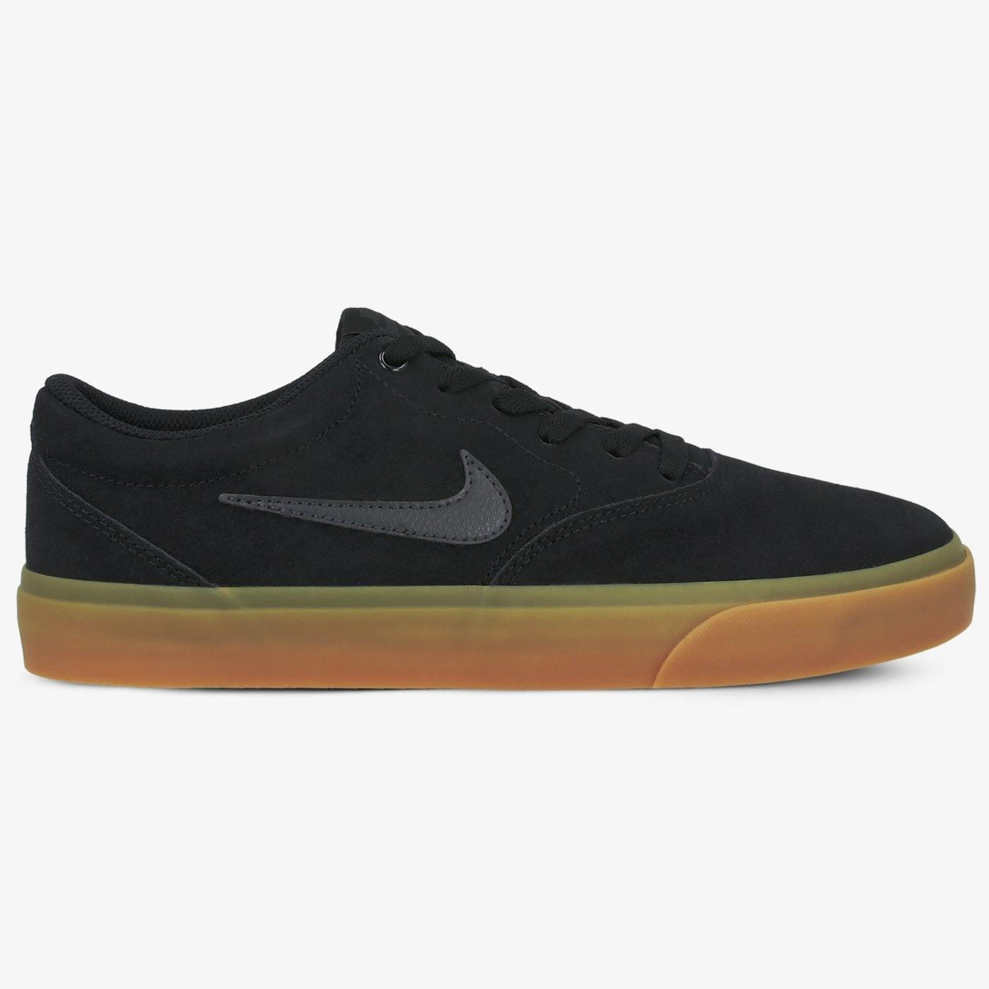 Nike obuv SB Charge Suede Skate black Velikost: 11
