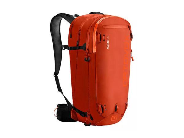 Ortovox ruksak Ascent 32 desert orange Velikost: 32L