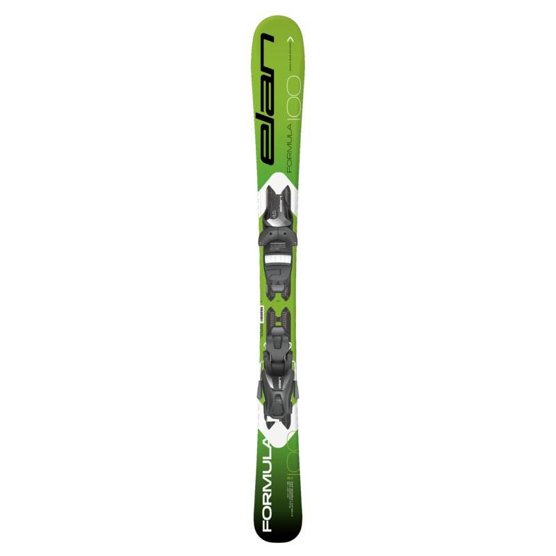 Elan lyže Formula Green + EL 4.5 20/21 Velikost: 110
