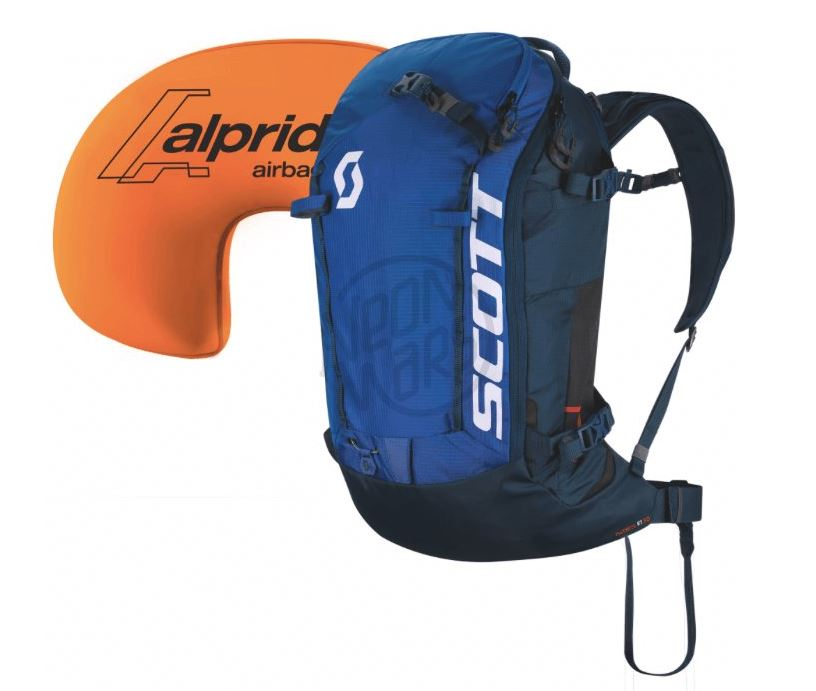 Scott lavínový ruksak Pack Patrol E1 30 Kit dark blue Velikost: 30L