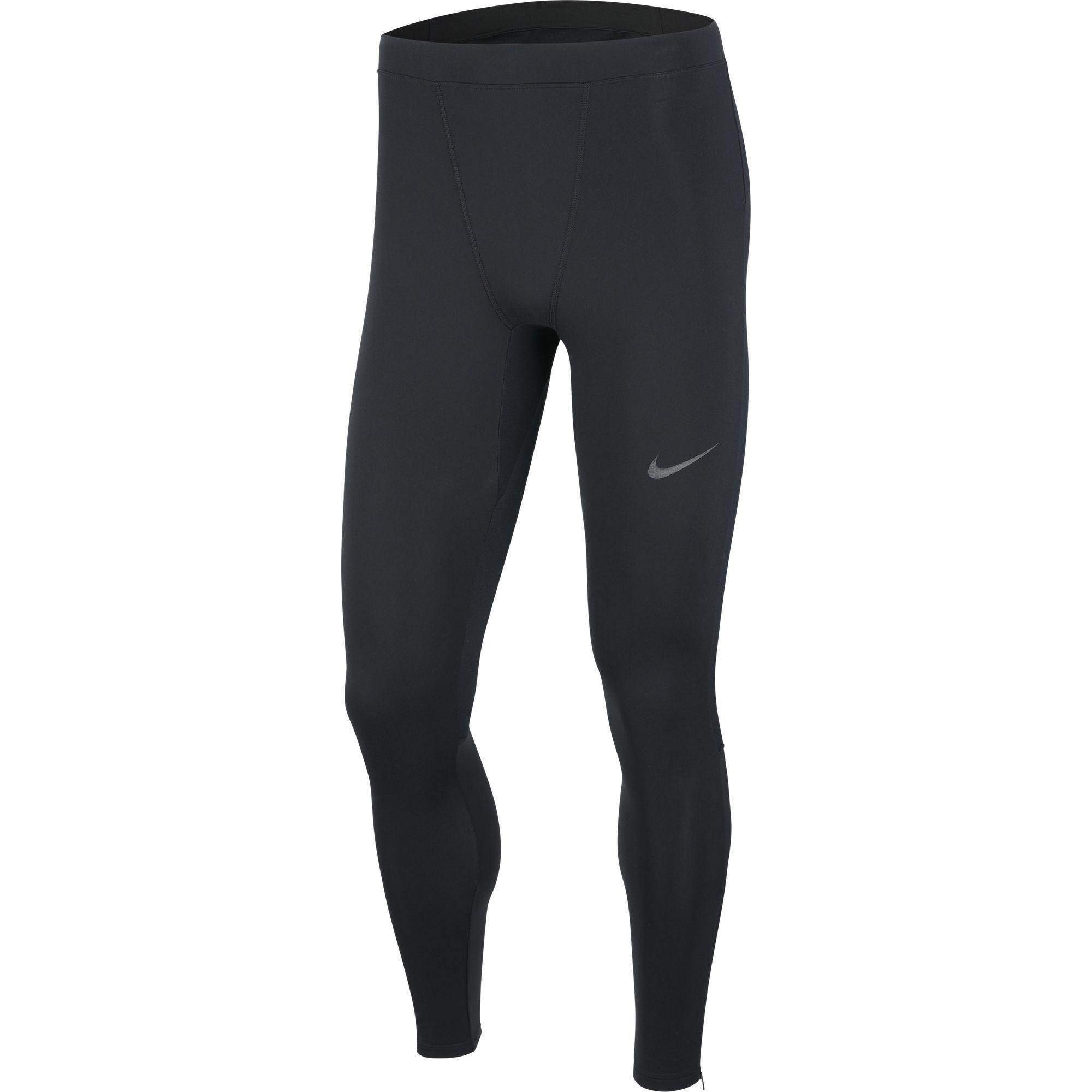Nike legíny Tight Run Men Thermal Hr. black Velikost: L