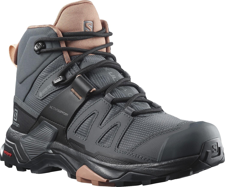 Salomon obuv X Ultra 4 Mid GTX W ebony mocha Velikost: 6