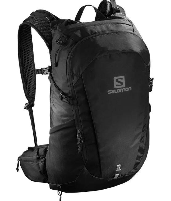 Salomon ruksak Trailblazer 30 black Velikost: UNI