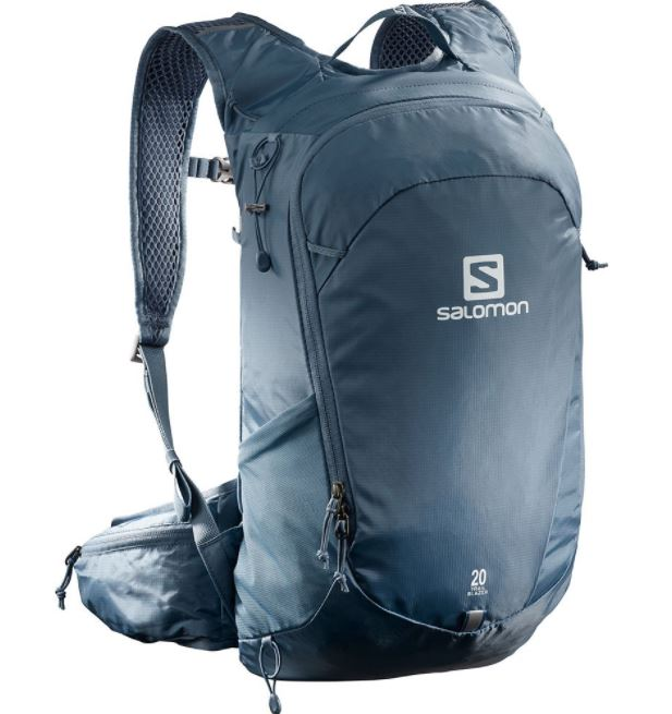 Salomon ruksak Trailblazer 20 copen blue Velikost: UNI