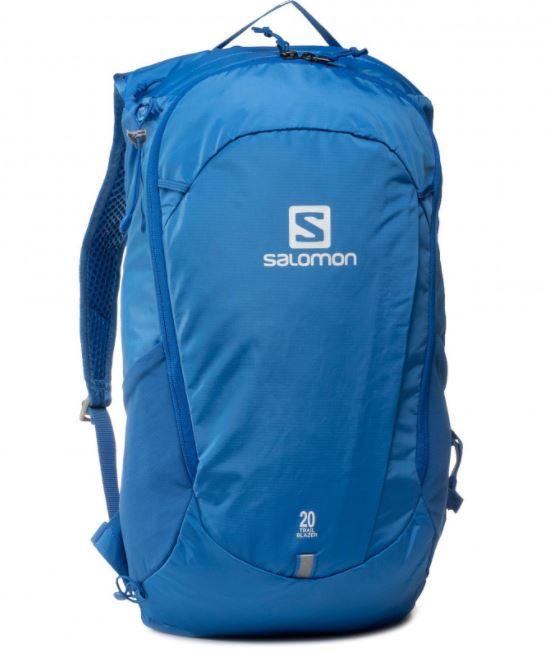 Salomon ruksak Trailblazer 20 nebulas blue Velikost: UNI