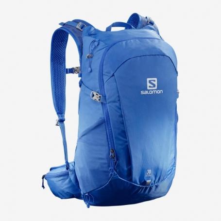 Salomon ruksak Trailblazer 30 nebulas blue Velikost: UNI