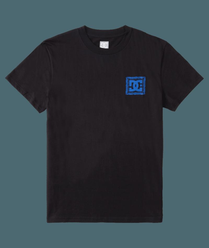 DC tričko Tunnel Vision Tss A black Velikost: M