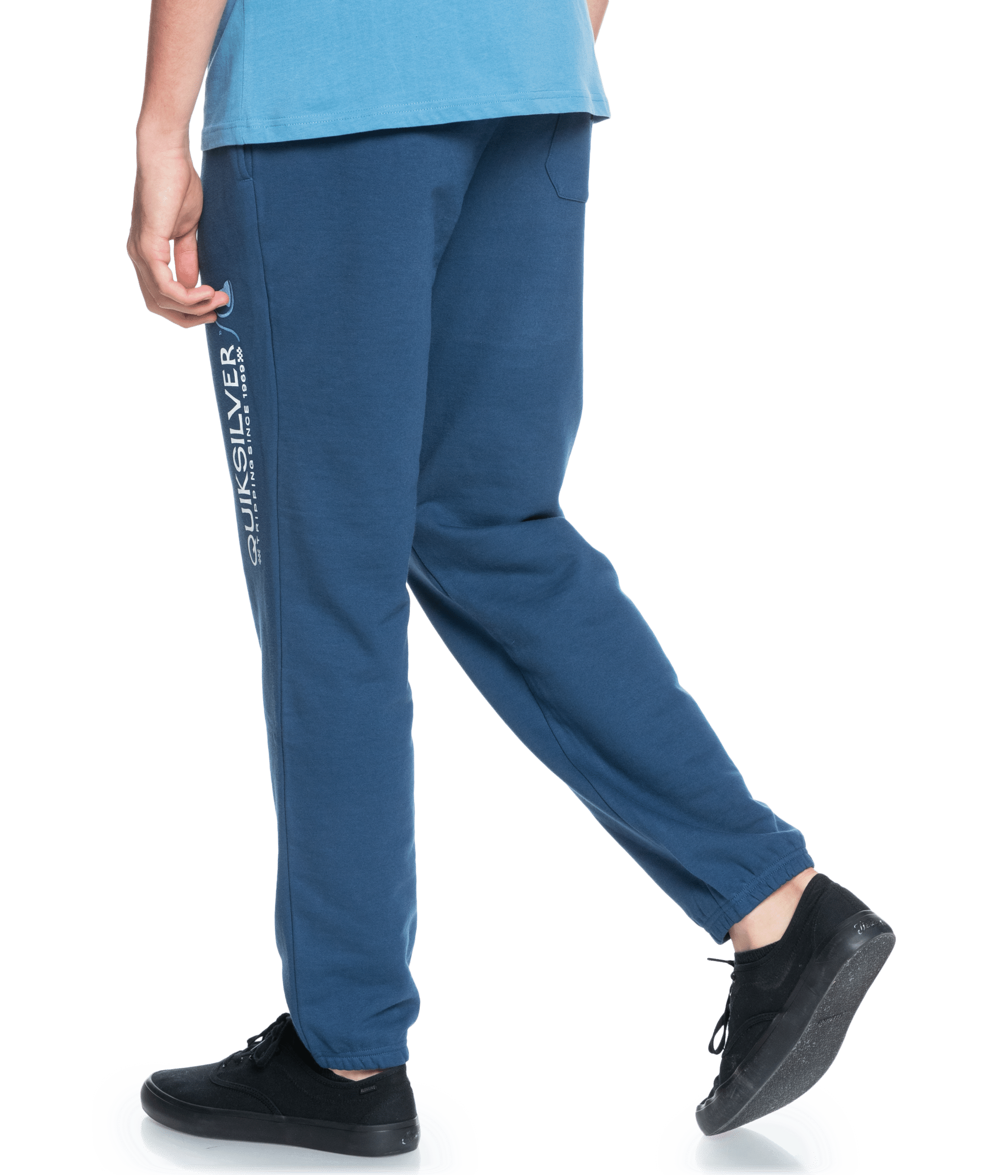 Quiksilver tepláky Trackpant Screen sargasso sea Velikost: L