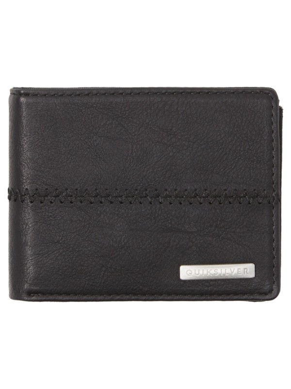 Quiksilver peňaženka Stitchy 3 black Velikost: L