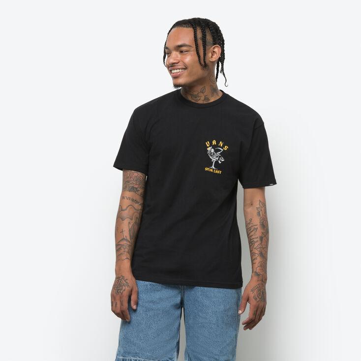 Vans tričko Speak Easy SS black Velikost: M